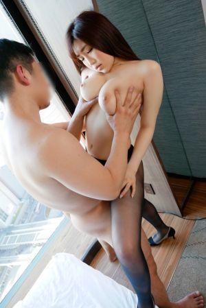 ラグジュTV 1082 憧れていた男優とのセックスに性欲全開!揉み心地抜群のFカップおっぱいを揺らし、巨根と電マのW責めで放心状態に!